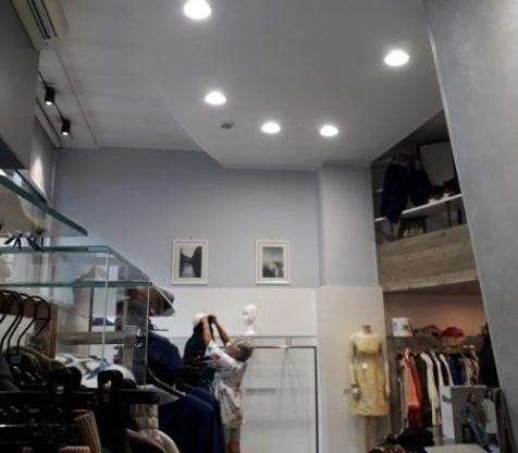 Spot shop - Impianti elettrici